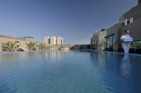 InterContinental AL KHOBAR - Swimming Pool
