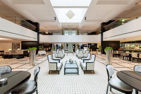 InterContinental AL KHOBAR - Hotel Lobby