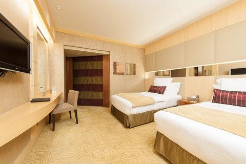 InterContinental AL KHOBAR - Double Bed Guest Room