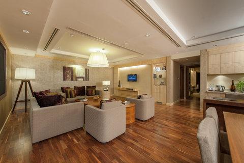 InterContinental AL KHOBAR - Executive Suite