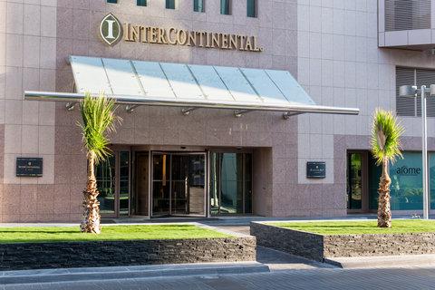InterContinental AL KHOBAR - Entrance