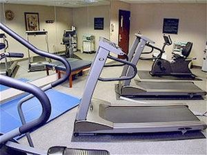 Fitness/ Exercise Room - Holiday Inn Express Hotel & Suites Round Rock