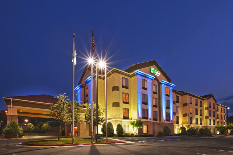 HOLIDAY INN EXP STES MCALESTER