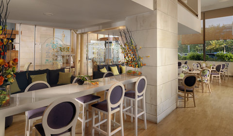 NJV Athens Plaza (Preferred Hotels and Resorts) - Cafe
