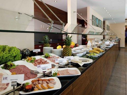 亚琛欧罗帕普拉兹水星酒店 - Restaurant