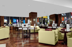 Broadway 49 Bar and Lounge off Main Lobby