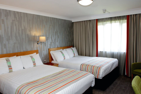 Holiday Inn A55 CHESTER WEST - All rooms in this category have been refurbished in 2015