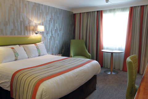 Holiday Inn A55 CHESTER WEST - Double Room with free WiFi