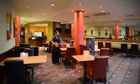 Holiday Inn Express DUBLIN AIRPORT - Great Room