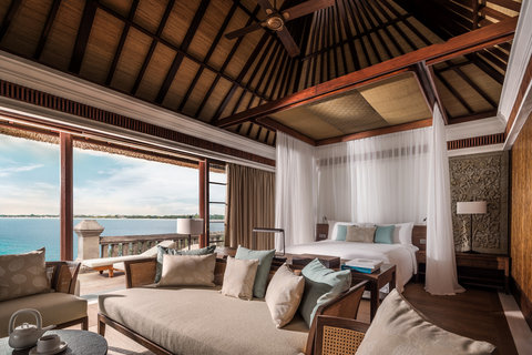 Four Seasons Resort Bali at Jimbaran Bay - Premier Villa Day Time