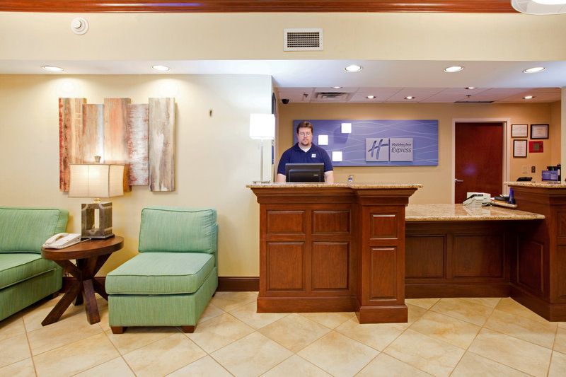 Holiday Inn Express RALEIGH-DURHAM AIRPORT - New Hill, NC