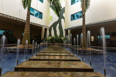 BEST WESTERN PREMIER Accra Airport Hotel - Terrace