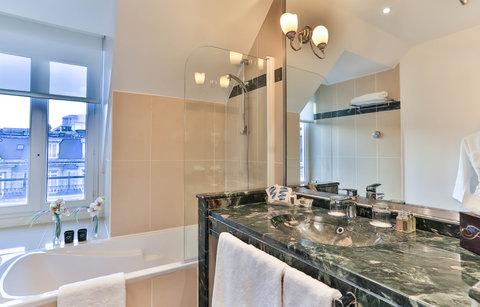 Fraser Suites le Claridge Champs-Elysees - Bathroom
