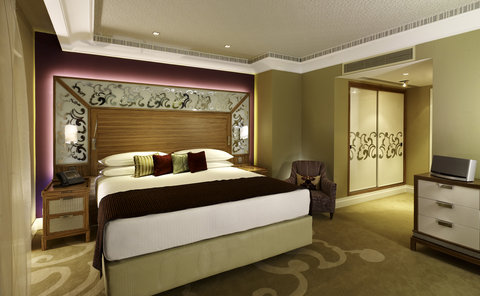 InterContinental CITYSTARS CAIRO - Club InterContinental Signature One Bedroom Deluxe Suite - Bedroom