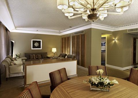 InterContinental CITYSTARS CAIRO - Club InterContinental Deluxe One Bedroom Suite