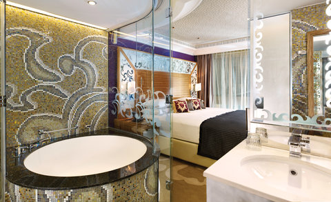 InterContinental CITYSTARS CAIRO - One Bedroom Suite - Bathroom