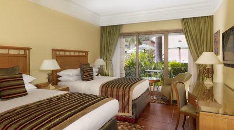 InterContinental CITYSTARS CAIRO - Double Bed Poolside Room Ground Floor