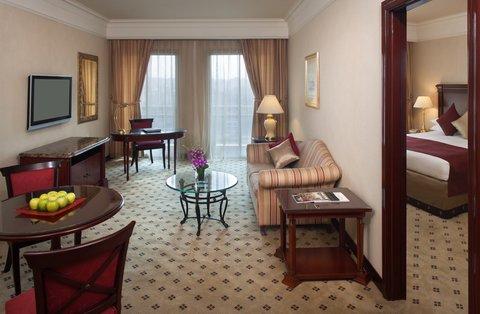 InterContinental CITYSTARS CAIRO - One Bedroom Residence Suite