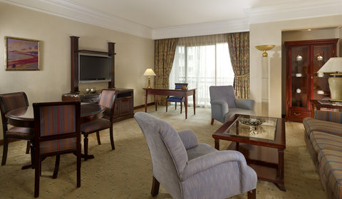 InterContinental CITYSTARS CAIRO - Two Bedroom Residence Suite