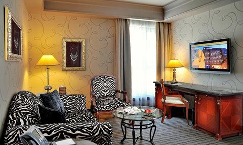 InterContinental CITYSTARS CAIRO - Club InterContinental Business Suite - Living room