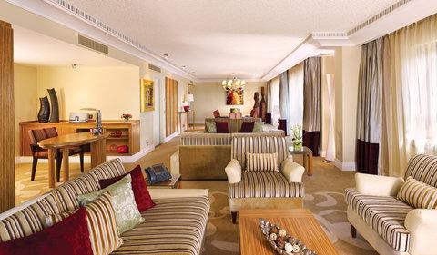 InterContinental CITYSTARS CAIRO - Club InterContinental Signature Royal Suite