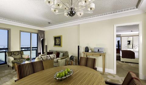 InterContinental CITYSTARS CAIRO - Club InterContinental Signature Two Bedroom Suite