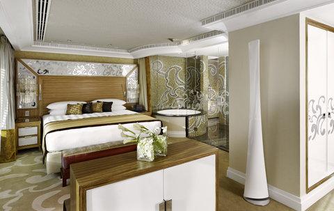 InterContinental CITYSTARS CAIRO - Club InterContinental Signature Royal Suite - Bedroom
