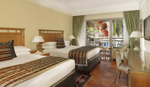 InterContinental CITYSTARS CAIRO - Double Bed Poolside Room