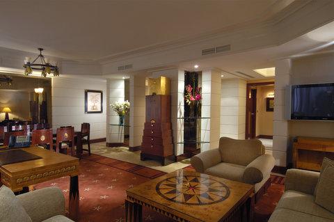 InterContinental CITYSTARS CAIRO - Presidential Suite