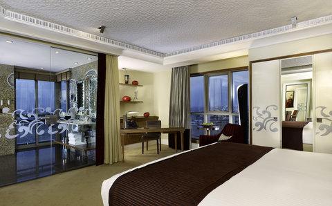 InterContinental CITYSTARS CAIRO - Club InterContinental Signature Two Bedroom Suite - Bedroom