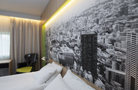 Thon Bergen Airport Hotel - Standard Room Twin