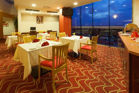 Crowne Plaza TUXPAN - Executive floor dining room