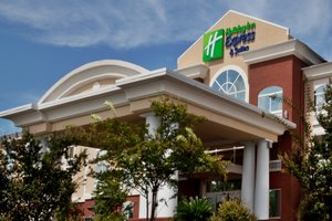 Exterior view - Holiday Inn Express Hotel & Suites Sumter