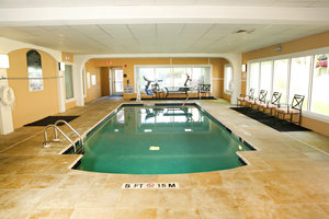 Pool - Holiday Inn Express Hotel & Suites Sumter