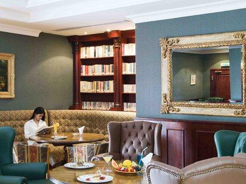 Mercure Grand Hotel Doha City Centre - Interior
