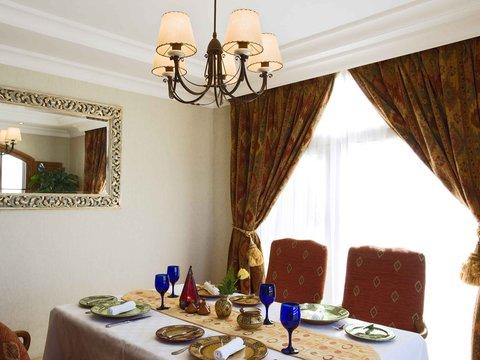 Mercure Grand Hotel Doha City Centre - Restaurant