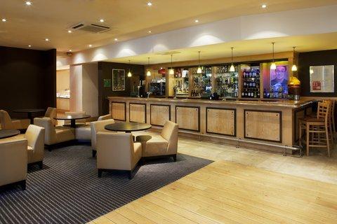 Holiday Inn GLOUCESTER - CHELTENHAM - Bar and Lounge