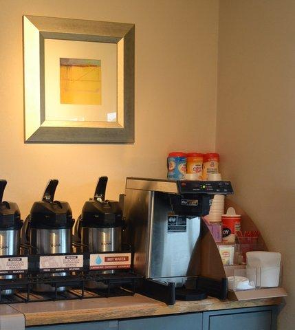 Red Roof Inn Benton Harbor St Joseph - Coffee Area