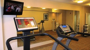 Fitness/ Exercise Room - Holiday Inn Express Anderson