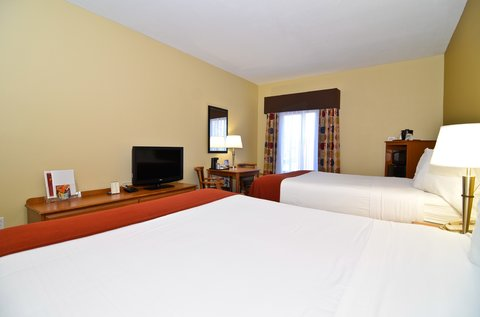 Holiday Inn Express ATLANTA-STONE MOUNTAIN - Two Double Bed Guest Room