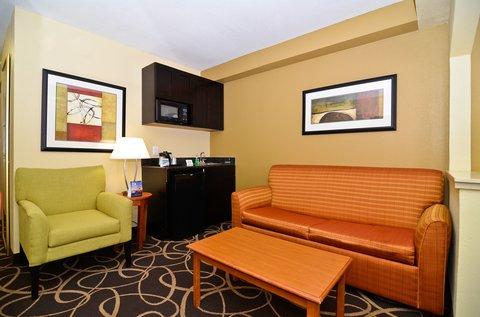 Holiday Inn Express ATLANTA-STONE MOUNTAIN - Studio Suite
