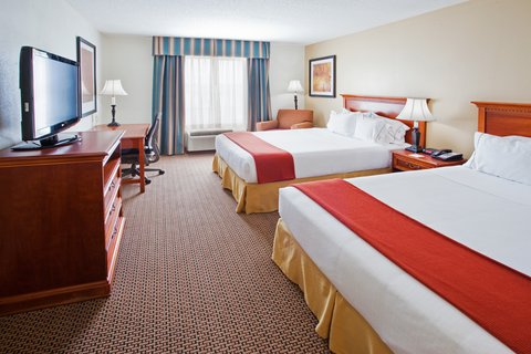 Holiday Inn Express & Suites COLUMBIA-I-26 @ HARBISON BLVD - Double Bed Guest Room