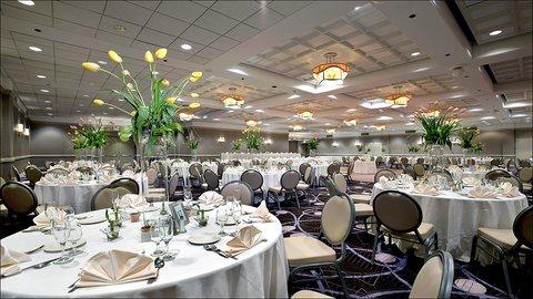 Holiday Inn Chicago Mart Plaza Hotel - Sauganash Ballroom