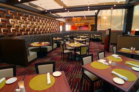 Holiday Inn Chicago Mart Plaza Hotel - Interior of Merchants Cafe