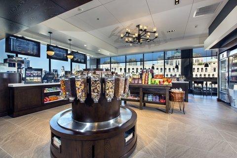 Holiday Inn Chicago Mart Plaza Hotel - Merchants Market - Grab  n Go  Or Stay