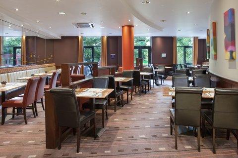 Holiday Inn Express DUBLIN AIRPORT - The cheap and cheerful restaurant