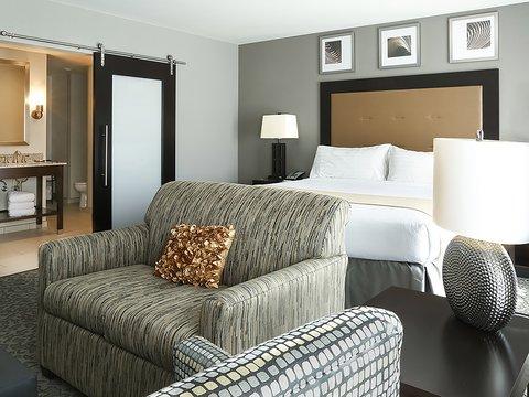 Holiday Inn Hotel & Suites EAST PEORIA - Executive Room