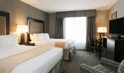 Holiday Inn Hotel & Suites EAST PEORIA - Double Bed Guest Room
