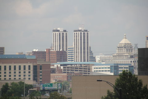 Holiday Inn Hotel & Suites EAST PEORIA - View from Room
