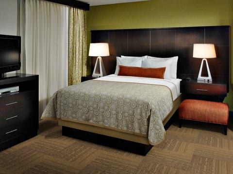 Staybridge Suites WEST EDMONTON - Single King Bed Guest Room